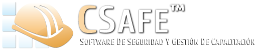 CSafe™ - Software de Seguridad y Gestión do Capacitación