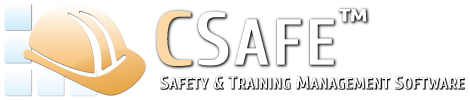 CSafe™ - Safety & Training Management Software
